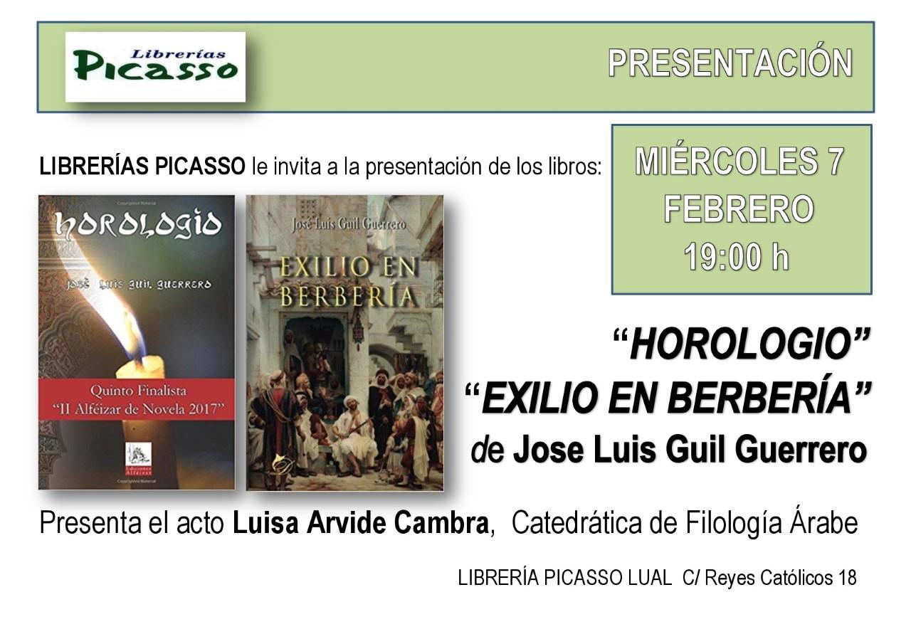 Eventos febrero 2018 librer as picasso - Libreria picaso granada ...