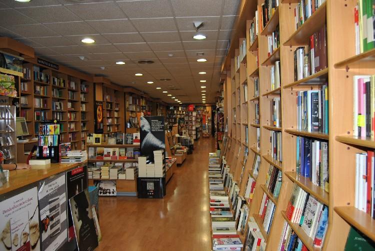Nuestras libreras libreras picasso - Libreria picaso granada ...