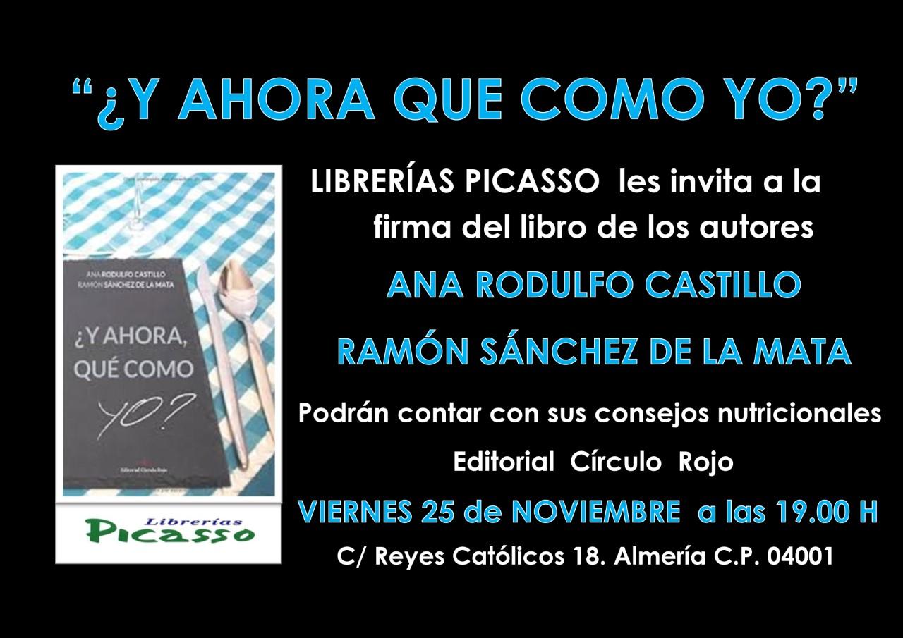 Eventos noviembre 2016 librer as picasso - Libreria picaso granada ...
